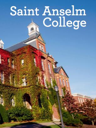 St Anselm Campus Map.Visit Saint Anselm College Saint Anselm College