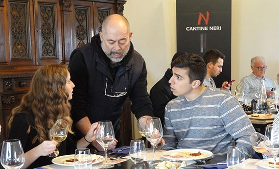 Cantine Neri workshop