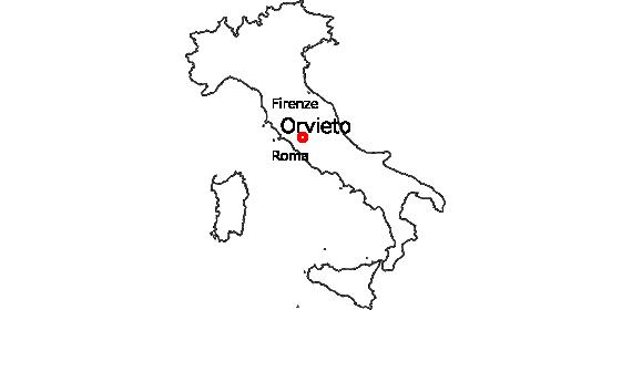 About Orvieto Saint Anselm College