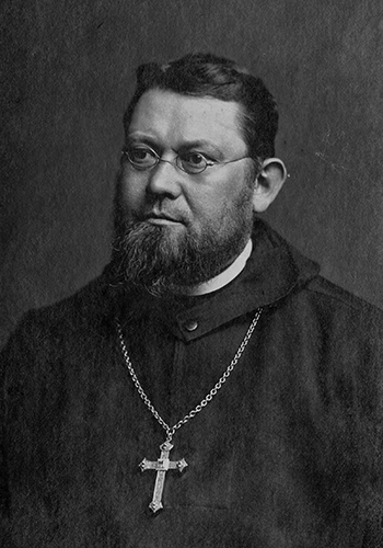 Abbot Hilary Pfraengle, O.S.B.