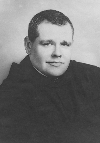 Father Placidus Riley, O.S.B.