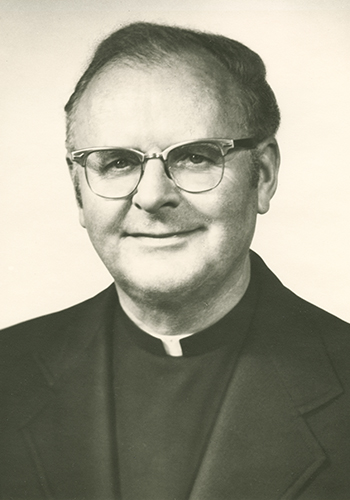 Father Brendan Donnelly, O.S.B.