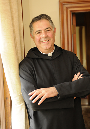 Father Jonathan DeFelice, O.S.B.