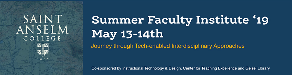 Summer Faculty Institute