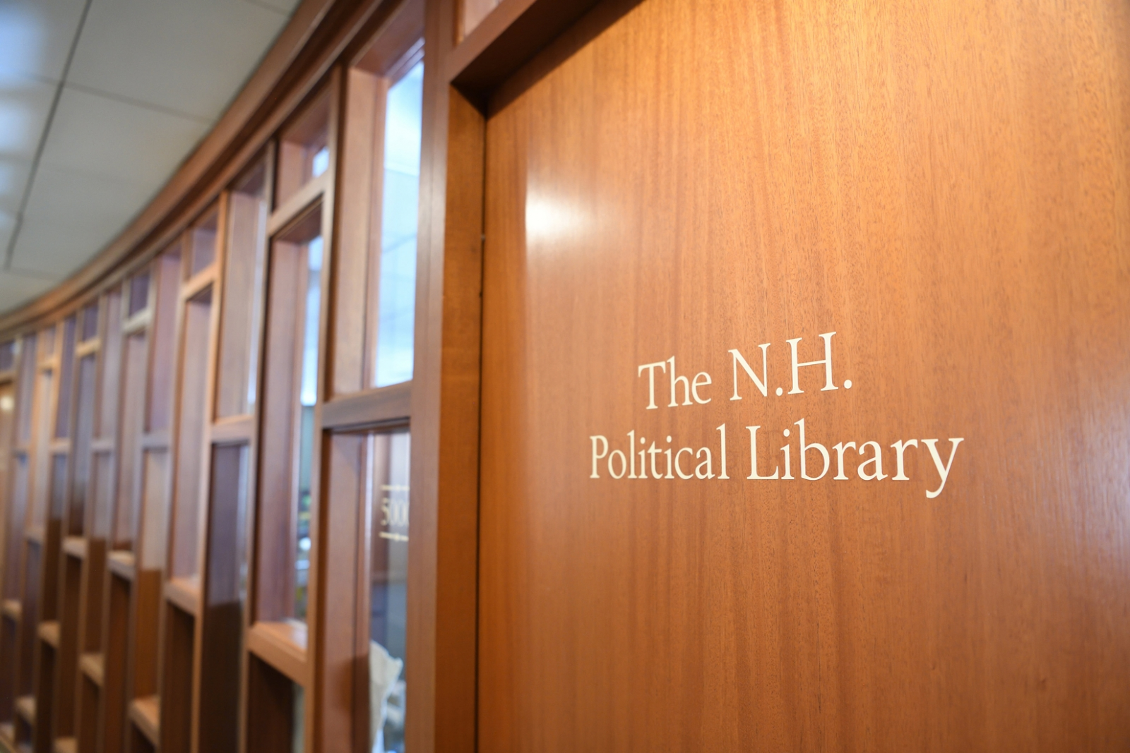 NH Political Library