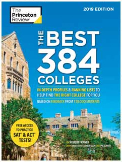 Princeton Review 2019 Edition