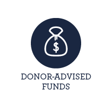 give donor advised funds