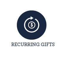 give recurring gifts